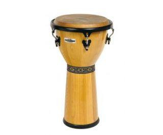 Djembe 62cm Trommel Percussion Bongo Drum Ziegenfell handgefertigt 6
