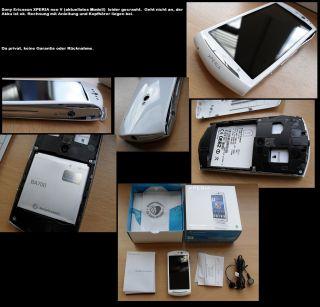 Sony Ericsson XPERIA neo V (aktuellstes Modell)   1 GB   Weiss (Ohne