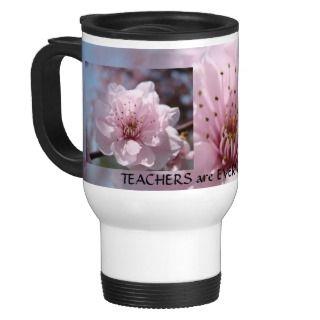 CHRISTMAS GIFTS TEACHERS Blossoms Everyday Heroes Coffee Mug