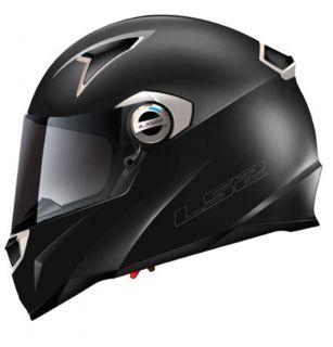 LS2 FF396 FT2 Single Mono Helm FF 396 S 55 56 schwarz matt Sporthelm