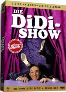 Die Didi Show (Die komplette Serie + Bonus DVD) Dieter Hallervorden