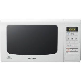 Samsung ME 733K Mikrowelle / 20l Garinnenraum / 800W / weiß