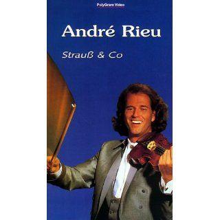 Andre Rieu   Strauss & Co. [VHS] Andre Rieu, Heinz Lindner