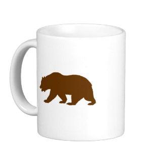 Bear Mugs, Bear Coffee Mugs, Steins & Mug Designs
