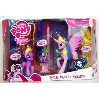 My Little Pony   37436   FRiENDSHiP iS MAGiC   Royal Castle Friends