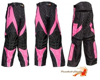 Tournament Paintballhose Gotcha Hose Pink Grösse S   M   L   XL