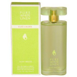 Estee Lauder Pure White Linen Light Breeze Eau De Parfum Zerstauber 50