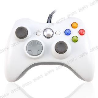 für MICROSOFT Xbox 360 Wired Controller Gamepad Joypad PC USB