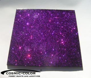 Metal Flakes Glimmer New Purple 100g Super Effekt