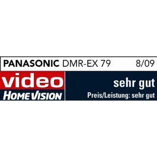 Panasonic DMR EX 79 DVD /Festplatten Rekorder 250 GB