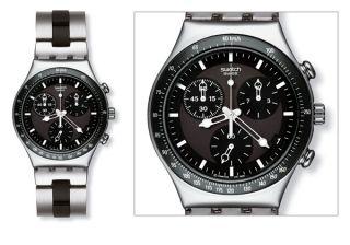 WINDFALL NEU Swatch Uhr Irony Chrono   YCS410GX