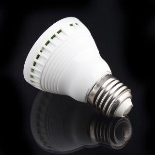 5W E27 50 LED Screw Bulb Cold White Light Lamp Lighting Saving 220V