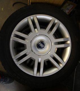 4x original Fiat Stilo Alufelgen 7x16 ET41 7Jx16 46819997 SL 1742 B412