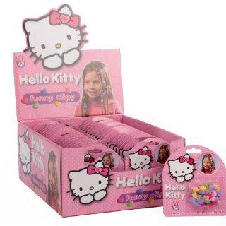 Hello Kitty Haarspangen Set GOTH KITTY grey Spielzeug