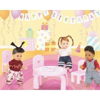 Barbie B9216 0 Happy Family Babys Freunde Spielzeug