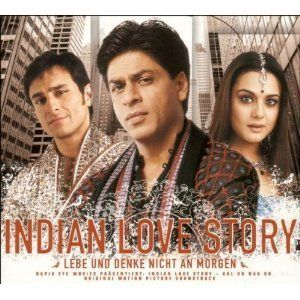 Kal Ho Naa Ho (Indian Love Story)   Soundtrack CD (neu)