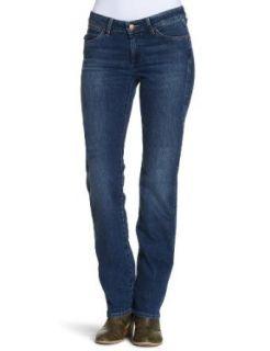 Wrangler Damen Jeans Normaler Bund, W212NE335/ Sara, Straight Fit