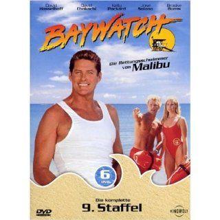 Baywatch   Die komplette 9. Staffel (6 DVDs) David