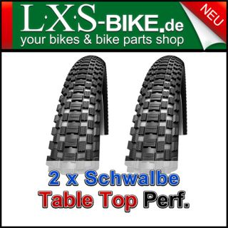 Schwalbe Table Top Performance Draht Reifen 26 x 2,25  57 559
