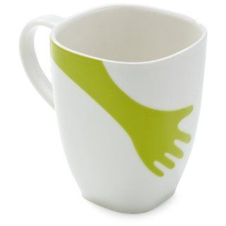 Villeroy&Boch 10 1228 9651 Vivo Design Happy Hands Kiwi Becher mit