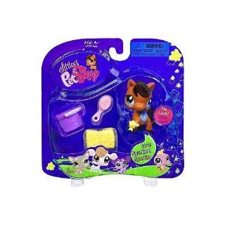 Littlest Pet Shop   Portable Pets   SPORTIEST   Set Pferd # 627   mit