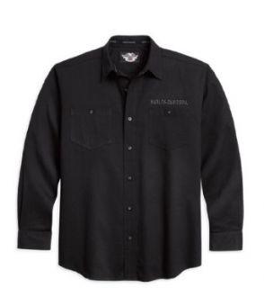 Harley Davidson Hemd Woven Shirt 99000 11VM Herren Shirt