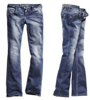 Timezone Jeans Lisa 16 5173 3042 Slim Fit light royal wash