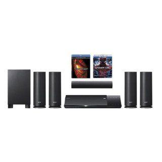 Sony BDV N590 5.1 DVD/Blu ray Heimkinosystem inkl. 3D Blu ray The