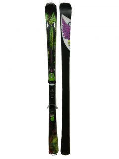 Nordica Alpin Ski Fire Arrow 74 EDT XBI CT inkl. Bindung