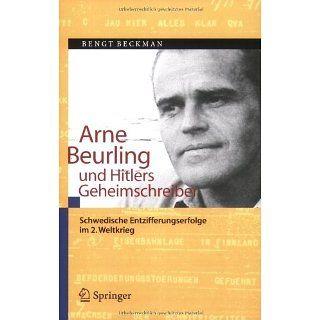 Arne Beurling und Hitlers Geheimschreiber Schwedische