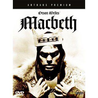 Macbeth (Arthaus Premium Edition   2 DVDs) Jeanette Nolan