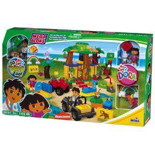 Mega Bloks 3021   Dora & Diego Superset Spielzeug