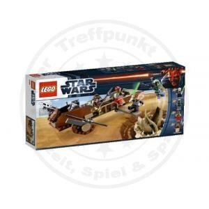Lego Star Wars 9496 Desert Skiff Figuren Luke Skywalker Boba Fett