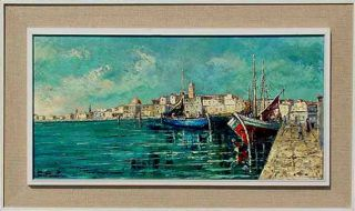 Constantino Proietto italienischer Maler   Modern Art