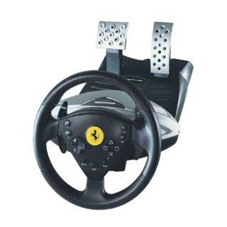 Thrustmaster Modena 360 Racing Ferrari Wheel AN. Sony Playstation II