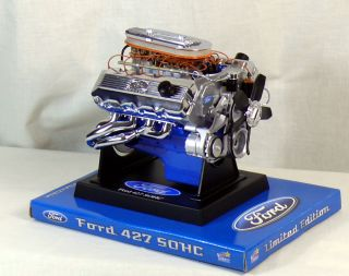 Neu BRAGO FORD 427 SOHC  Scale Modellmotor