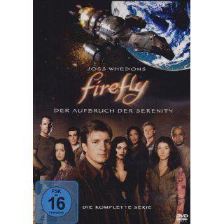 Firefly   Der Aufbruch der Serenity Die komplette Serie 4 DVDs