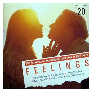 Feelings 20   Pop Ballads (CD Compilation, Import, 16 Hits)
