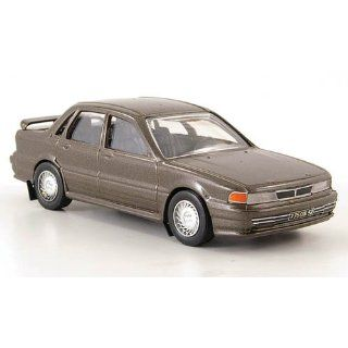 Mitsubishi Galant GTI 16V, met. graubraun, Modellauto, Fertigmodell