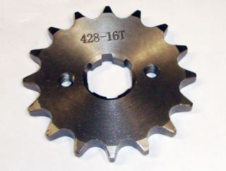 Ritzel 428 16Z 20mm Dirt Bike / Pit Bike / ATV / Quad