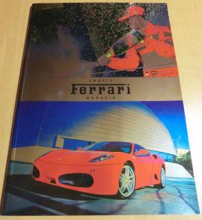 FERRARI MAGAZIN 2 2004 Limitierte Auflage Nr 1119 Grand Prix F 430