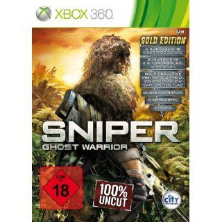 Sniper Ghost Warrior   Gold Edition Xbox 360 Games