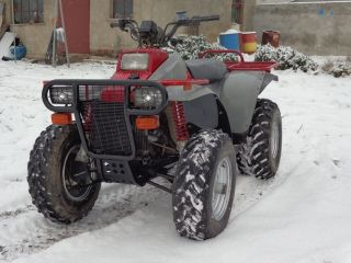 Polaris 350 4x4 quad atv (grizzly kingquad 660 700 raptor 350)
