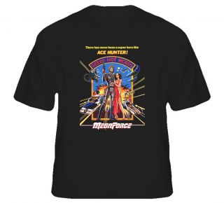 Megaforce 80s Classic Movie T Shirt