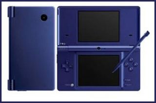 Brand New Blue Nintendo DSi console Handheld System ds DSi NDSi