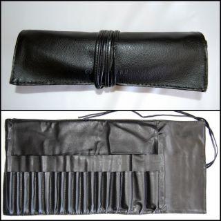 BOBBI BROWN Professionelle Pinsel   Tasche Etui für 18 Pinsel NEU