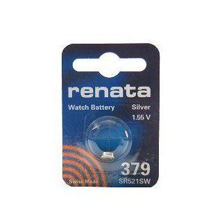 Batterie Silberoxyd Renata 379, 1er Elektronik