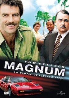 Magnum (Die komplette 5. Staffel)  6 DVD  441