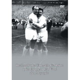 1960 European Cup Final Real Madrid Vs Eintracht UK Import: