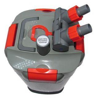 Aquarium Fish Tank External Canister Filter Aqua Pro 2200LPH 9w UV